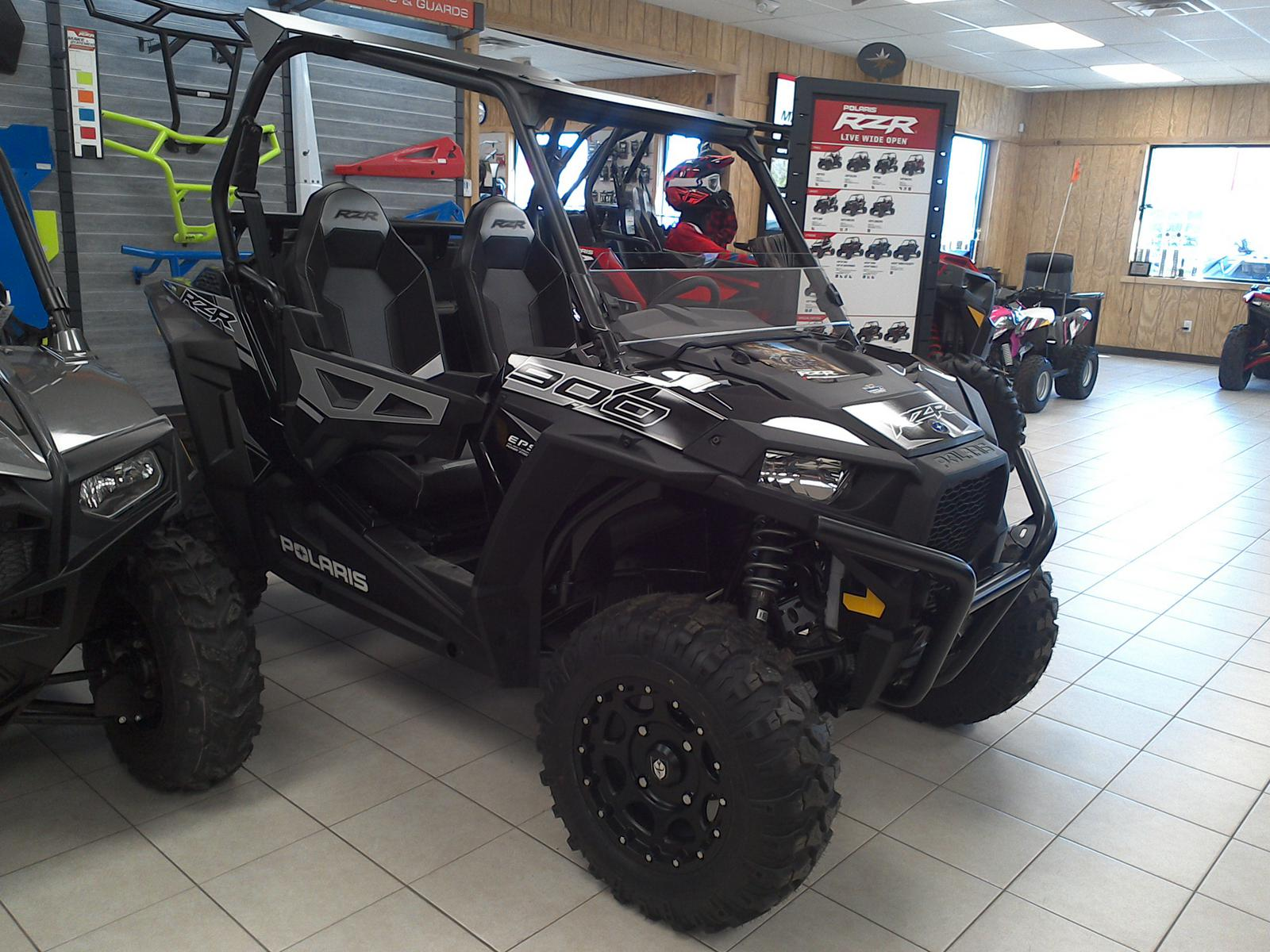 2019 polaris industries rzr� 900 eps - black pearl