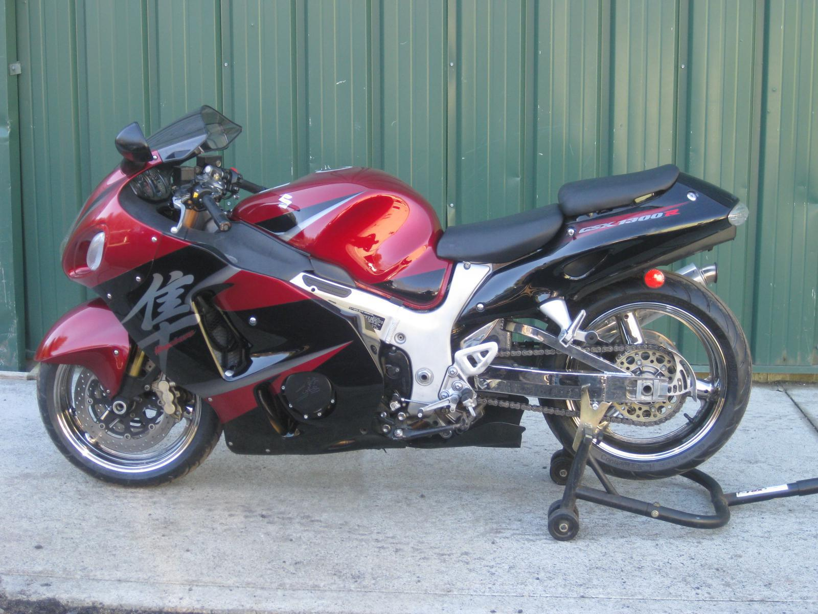 2006 Suzuki GSXR 1300R HAYABUSA SERVICED AND SAFETY CHECKED CLEAN ...
