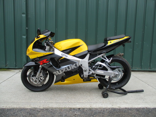 Suzuki Gsxr 750 >> 2002 Suzuki Gsxr 750 Nice Bike With Low Mileage Comes With An Aftermarket Exhaust Frame Sliders And Smoke Wind