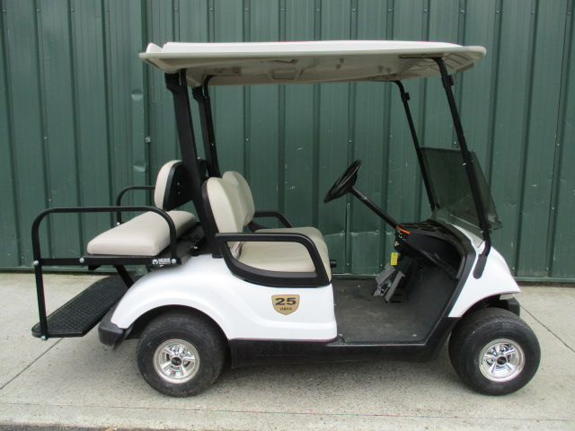 2007 Yamaha DRIVE G29A (GAS) GOLF CART CUSTOM BUILT MANY EXTRAS. for on
