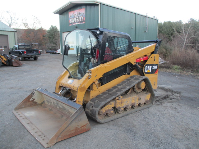 Track Loader For Sale >> 2015 Caterpillar 299d Compact Track Loader For Sale In Thomaston Ct