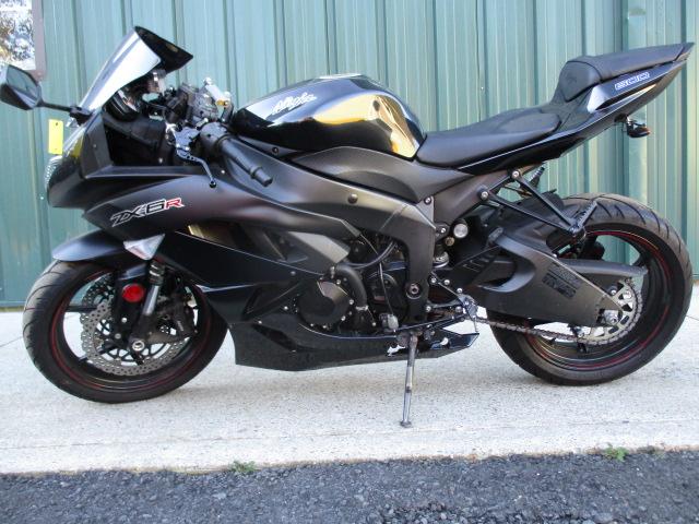 2012 Kawasaki Ninja Zx6r For Sale In Thomaston Ct Superfly