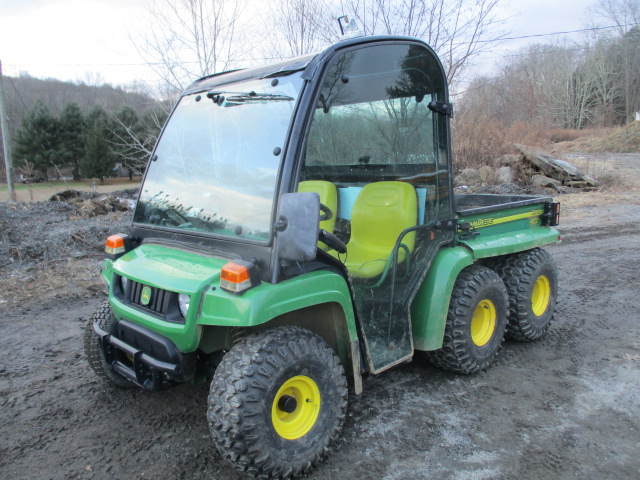 John Deere For Sale >> John Deere For Sale John Deere Th 6x4 Gator With Full Glass Cab For