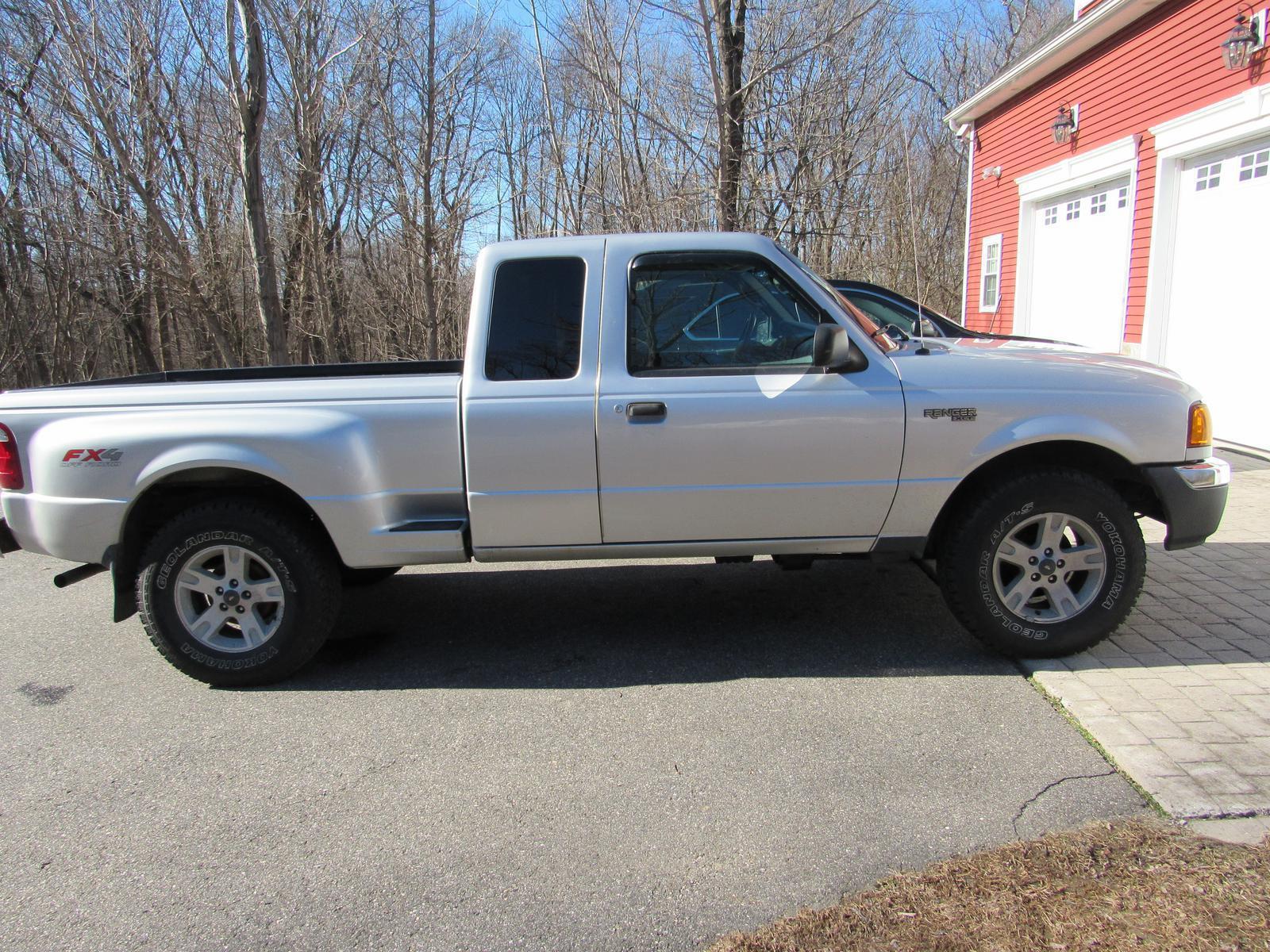 ford 2004 ranger