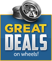 Great Deals on wheels!