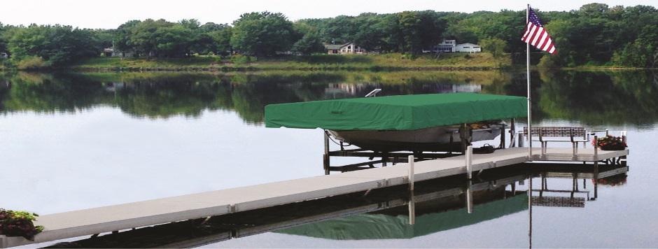 Daka Daka Docks for sale in Amherst, WI  Amherst Marine Amherst, WI