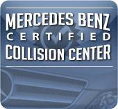 Mercedes Benz Certified Collision Center