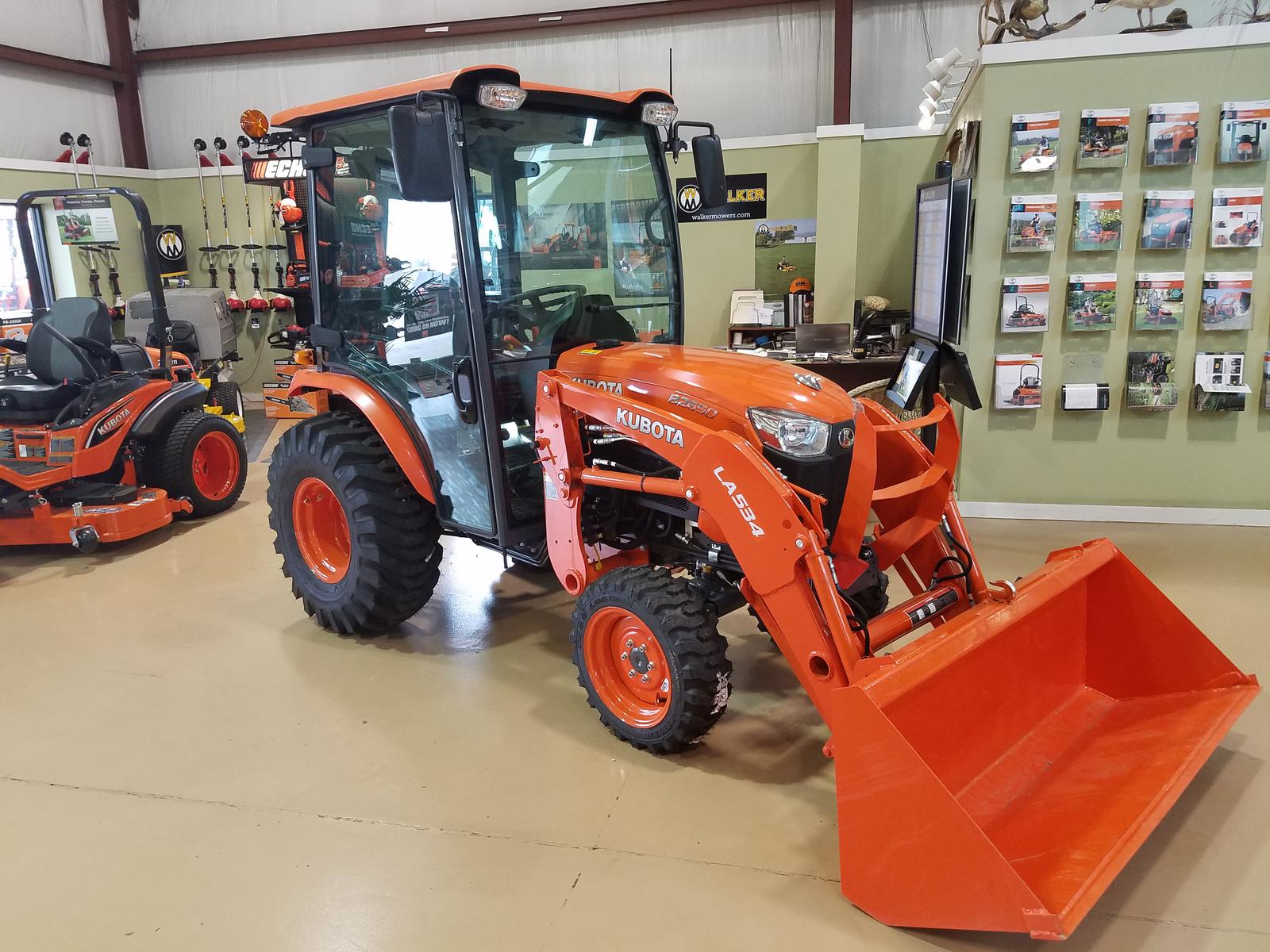 Kubota tractors for sale in kentucky - 2017 Kubota B2650hsdc Cab For Sale In Hickory Ky Horizon Lawn And Tractor 270 856 4355