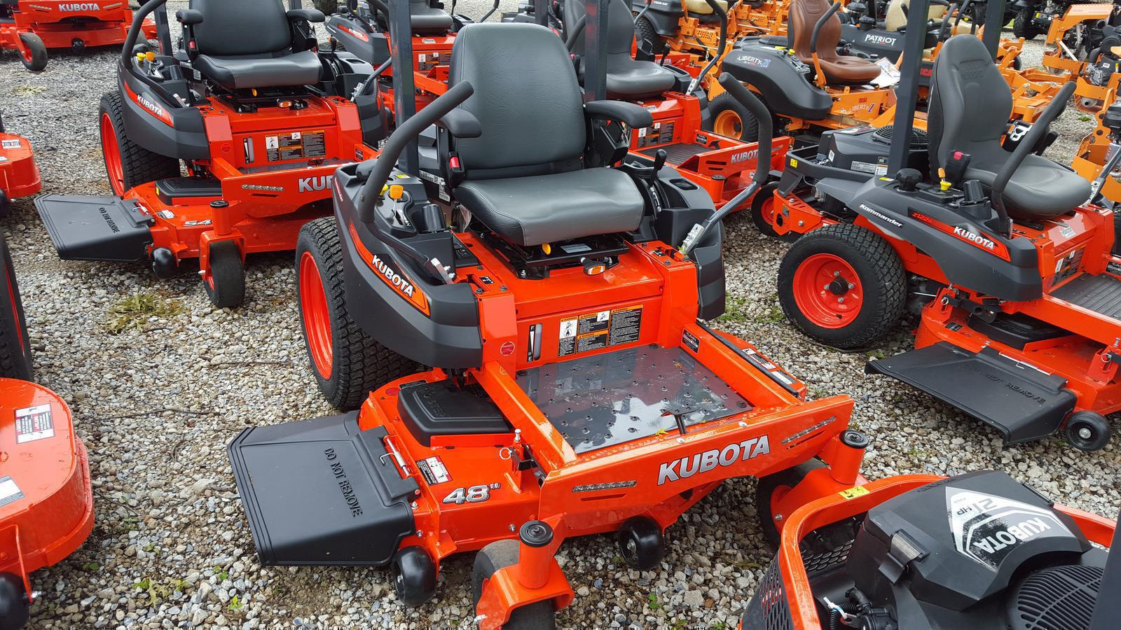 Kubota tractors for sale in kentucky - 2017 Kubota Z121s 48 For Sale In Hickory Ky Horizon Lawn And Tractor 270 856 4355