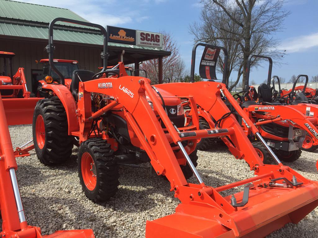 Kubota tractors for sale in kentucky - 2017 Kubota L3901hst For Sale In Hickory Ky Horizon Lawn And Tractor 270 856 4355
