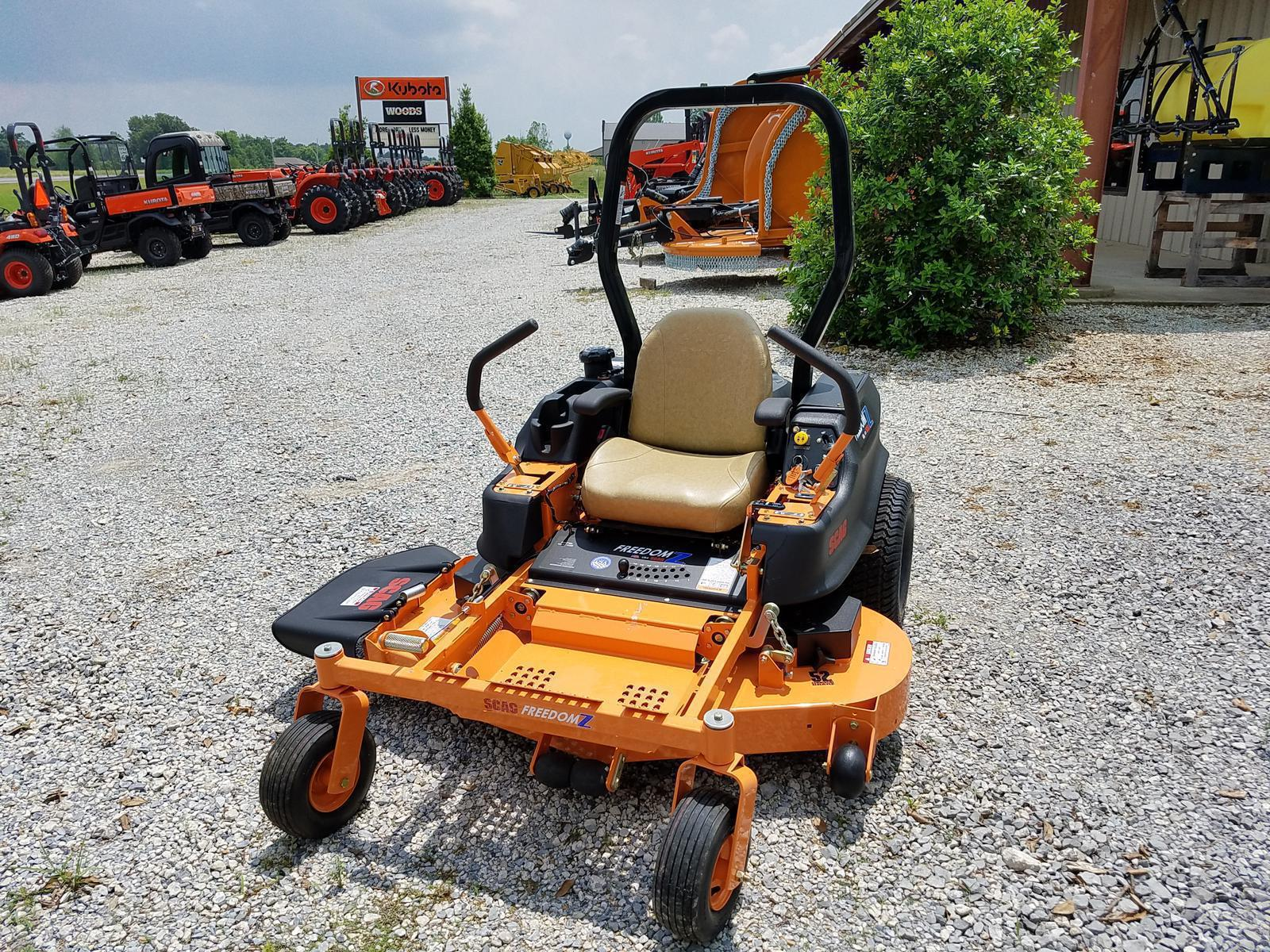 2018 Scag Sfz52 24kt For Sale In Hickory Ky Horizon Lawn And Wiring Harness Tractor 270 856 4355