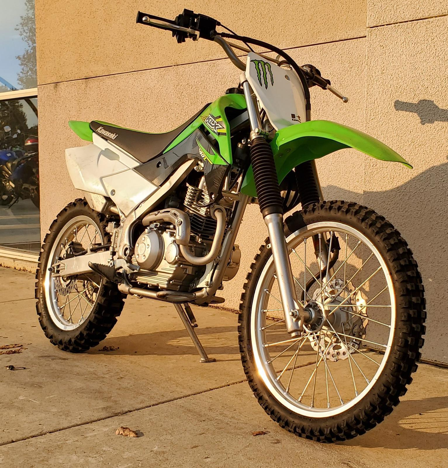 Strange 2017 Kawasaki Klx140L Ocoug Best Dining Table And Chair Ideas Images Ocougorg