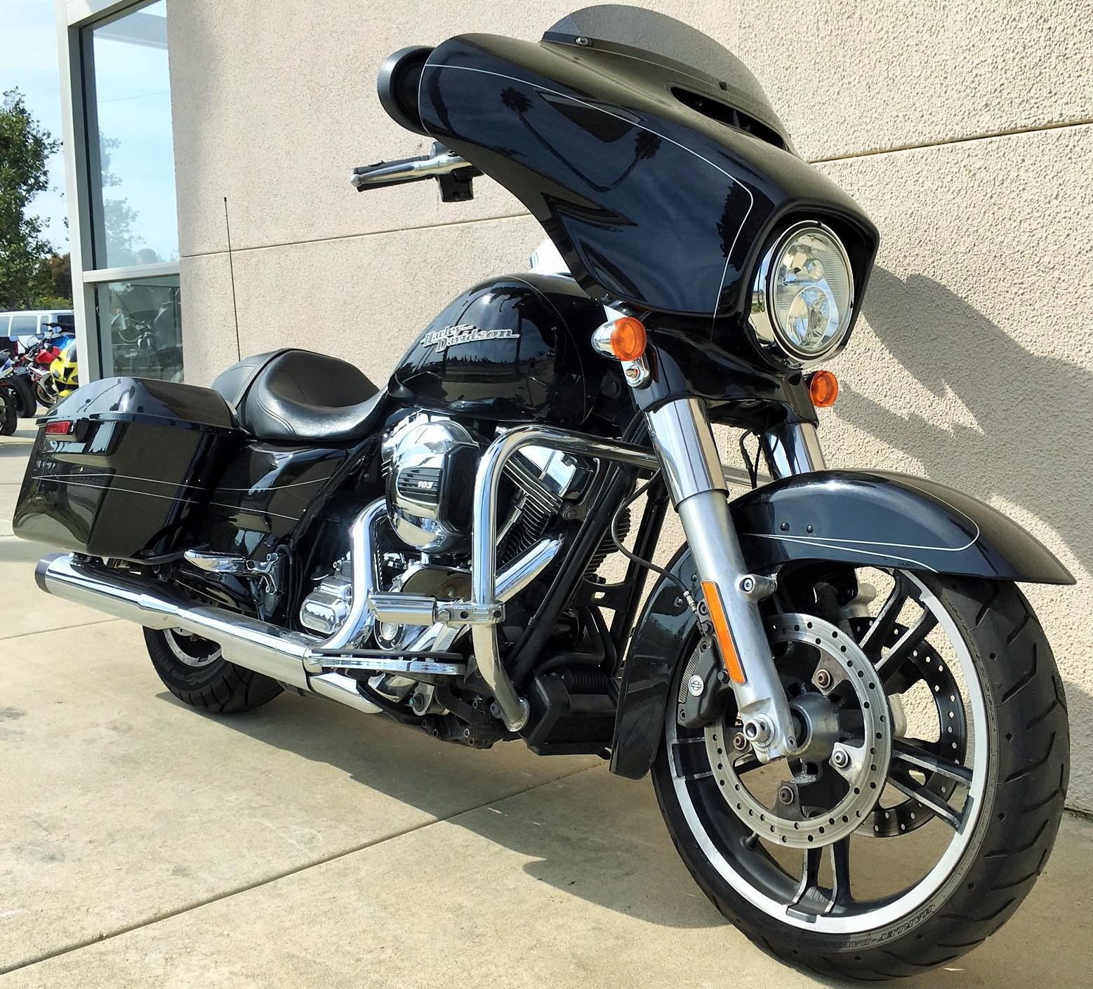 Street Glide For Sale >> 2016 Harley Davidson Flhxs Street Glide Special