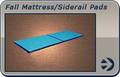 Fall Mattress/Siderail Pads