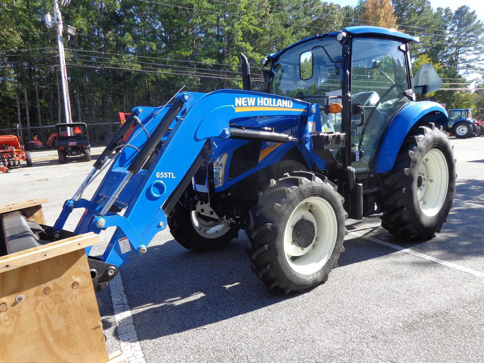 2019 New Holland Agriculture POWERSTAR 75 for sale in