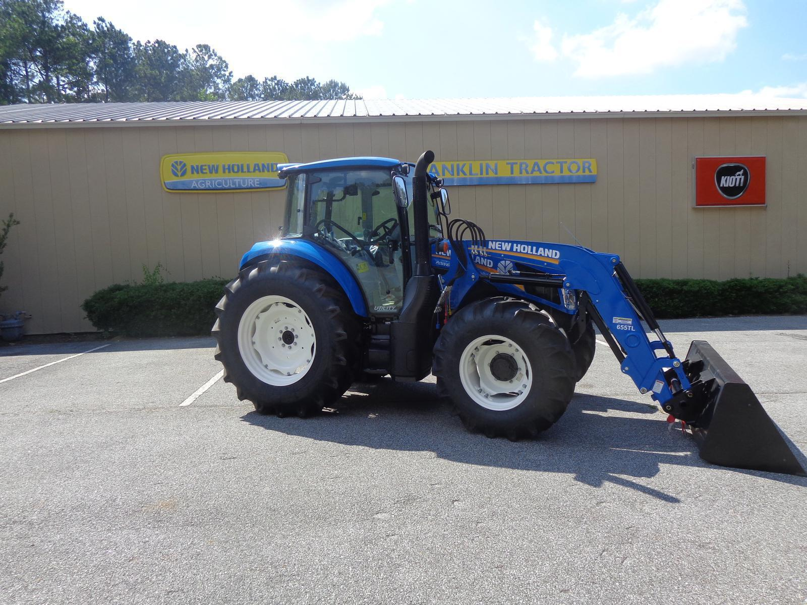 2019 New Holland Agriculture POWERSTAR 100 for sale in