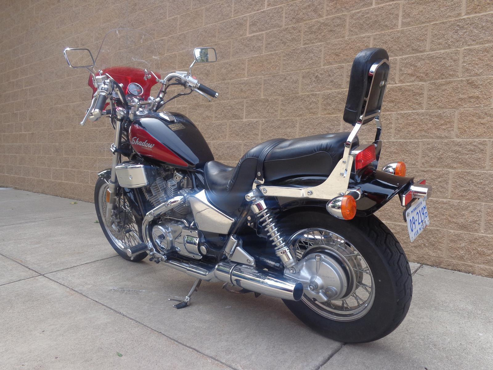 1988 Honda Shadow Vt800 For Sale In Osseo Mn Powersports Fuel Filter Dsc014701