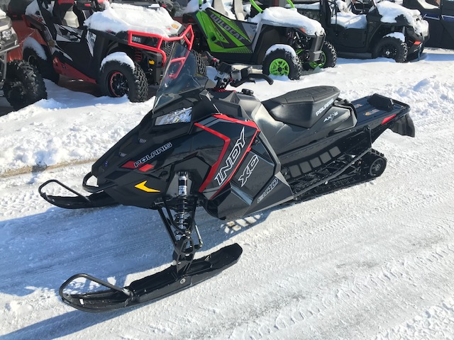 Snowmobile from Polaris Industries Power Lodge