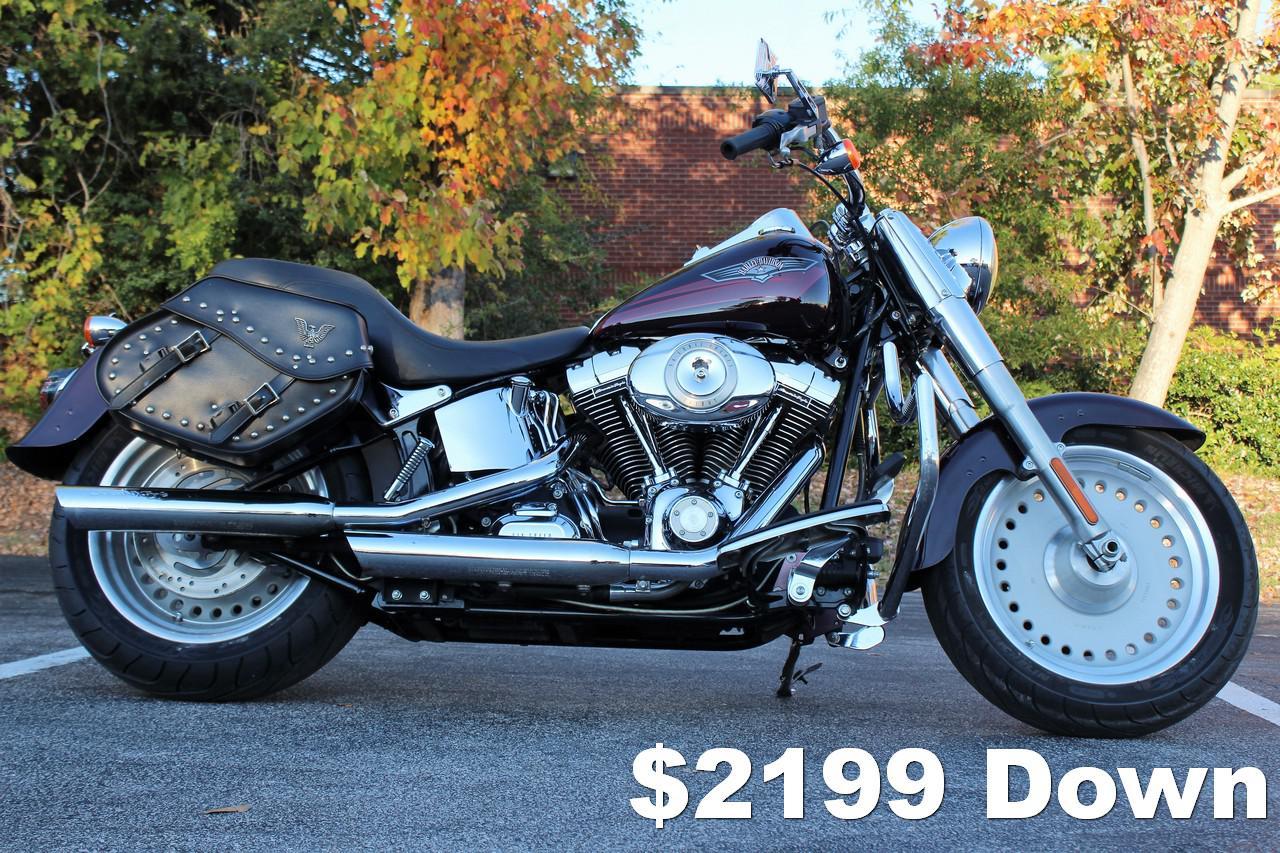 2007 Harley-Davidson® FLSTF Fat Boy® for sale in Raleigh, NC ...