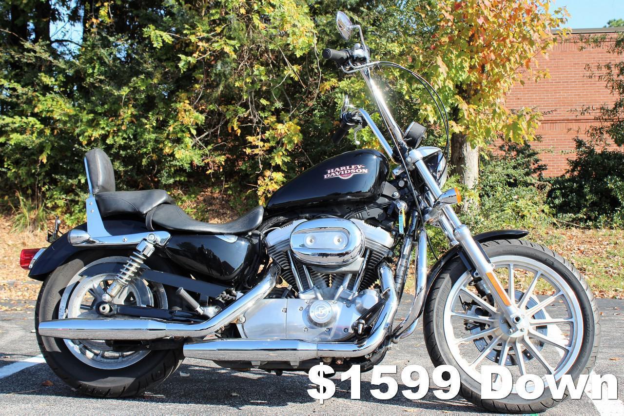 2009 Harley-Davidson® Sportster® 883 Custom for sale in Raleigh, NC ...