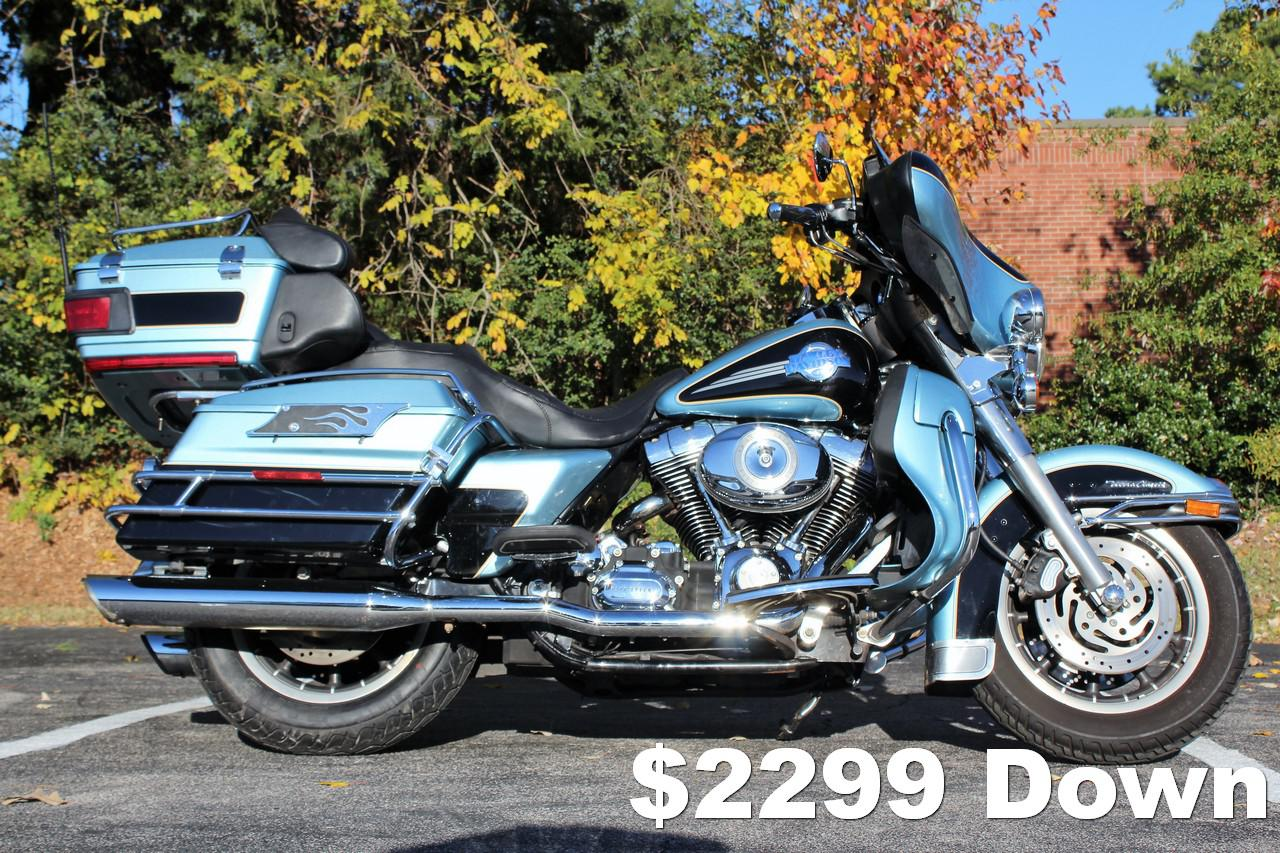 2007 Harley-Davidson® FLHTCU Ultra Clic® Electra Glide® for sale