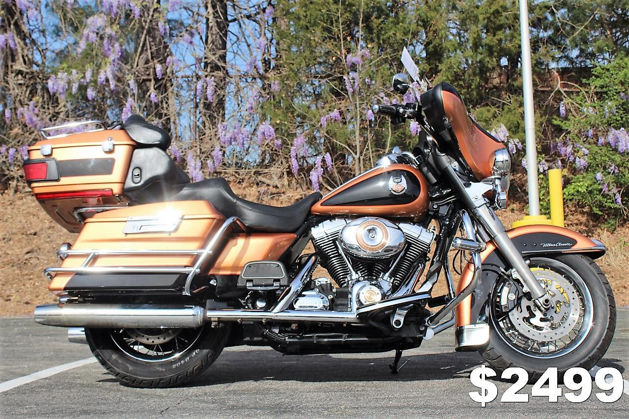 2008 Harley-Davidson® Ultra Clic for sale in Raleigh, NC ...