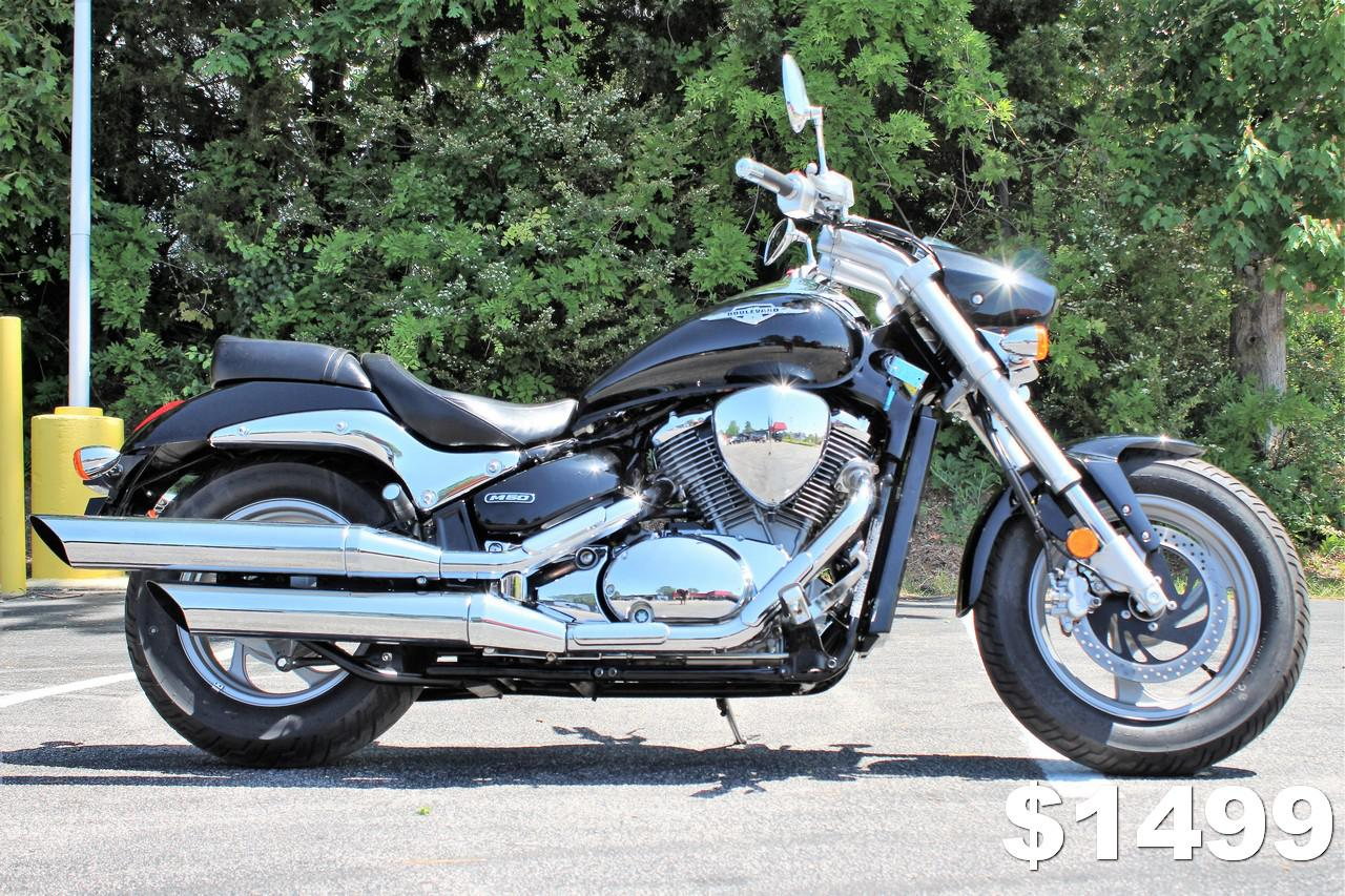 2013 Suzuki Boulevard M50 for sale in Raleigh, NC | MotoMax (919 ...