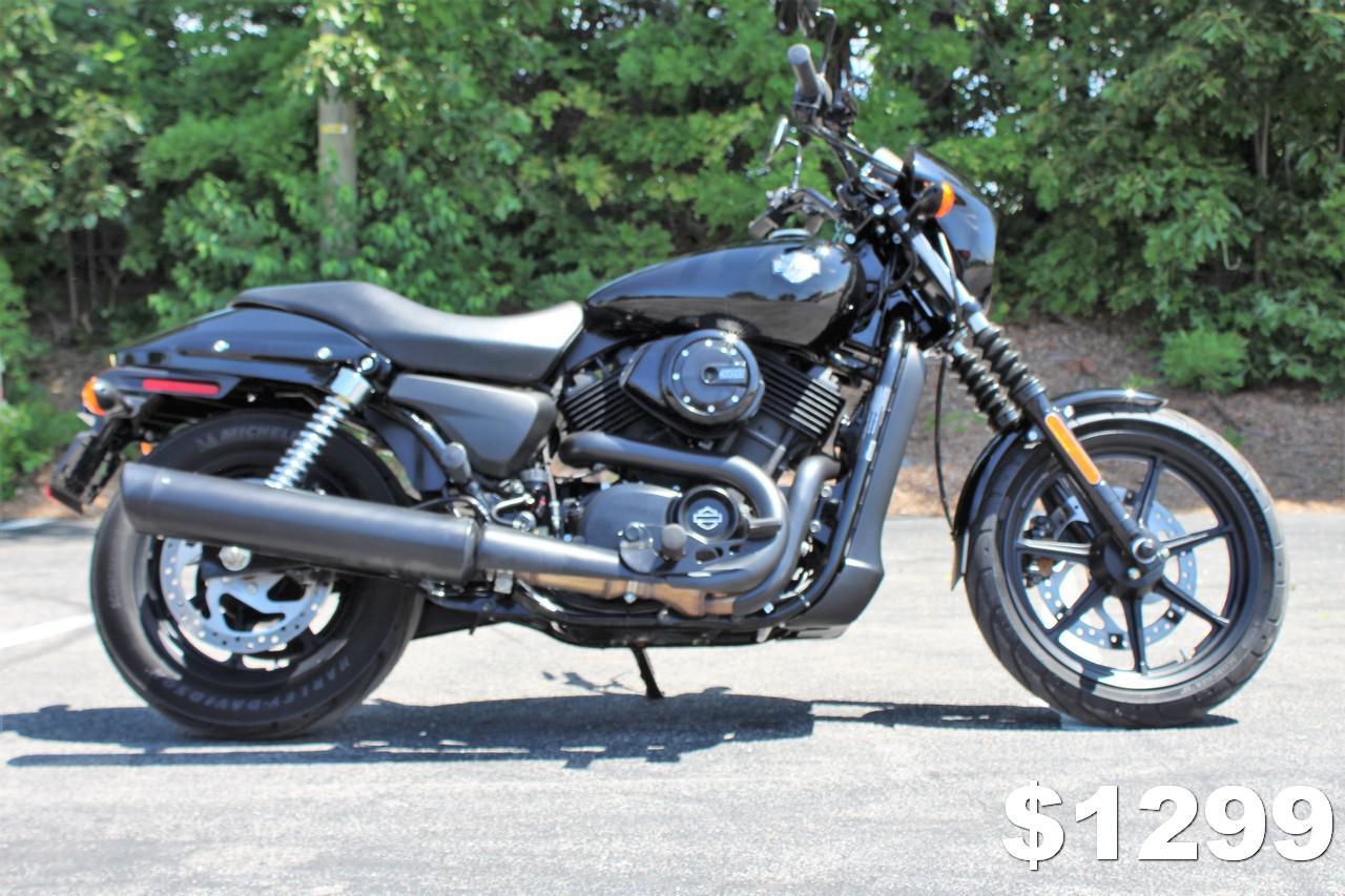 2016 Harley-Davidson® XG500 Harley-Davidson Street® 500 for sale in ...