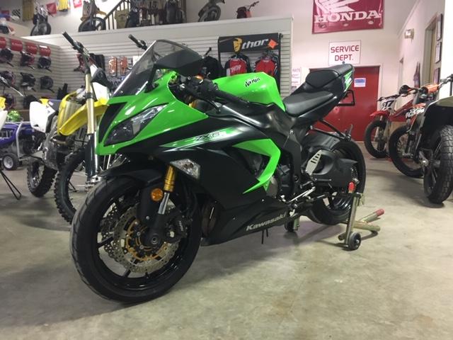 2014 Kawasaki Ninja Zx 6r For Sale In Orangeburg Sc Honda Of