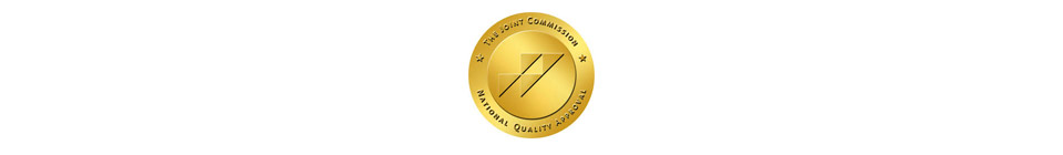 We are accredited by JCAHO.
