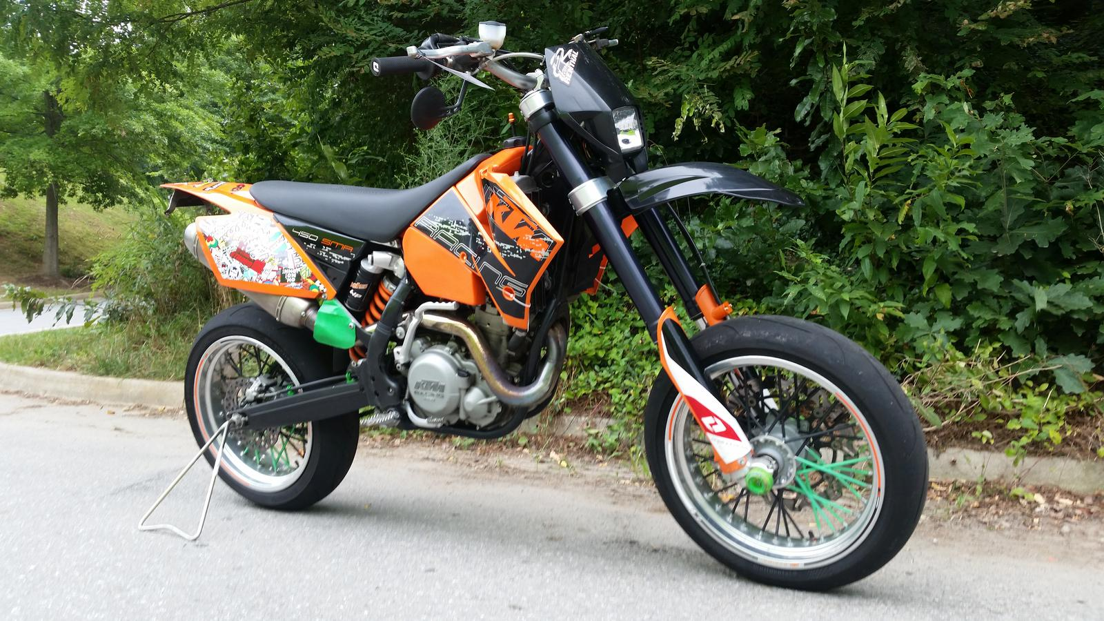 2006 KTM SMR 450 for sale in Asheville, NC | Garage TRS (828) 707-3898