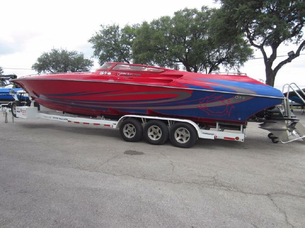 2009 fountain 38 lightning for sale in austin tx south austin marine