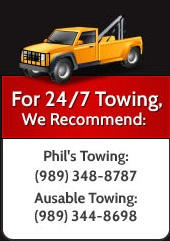 Upper Tire Towing Services