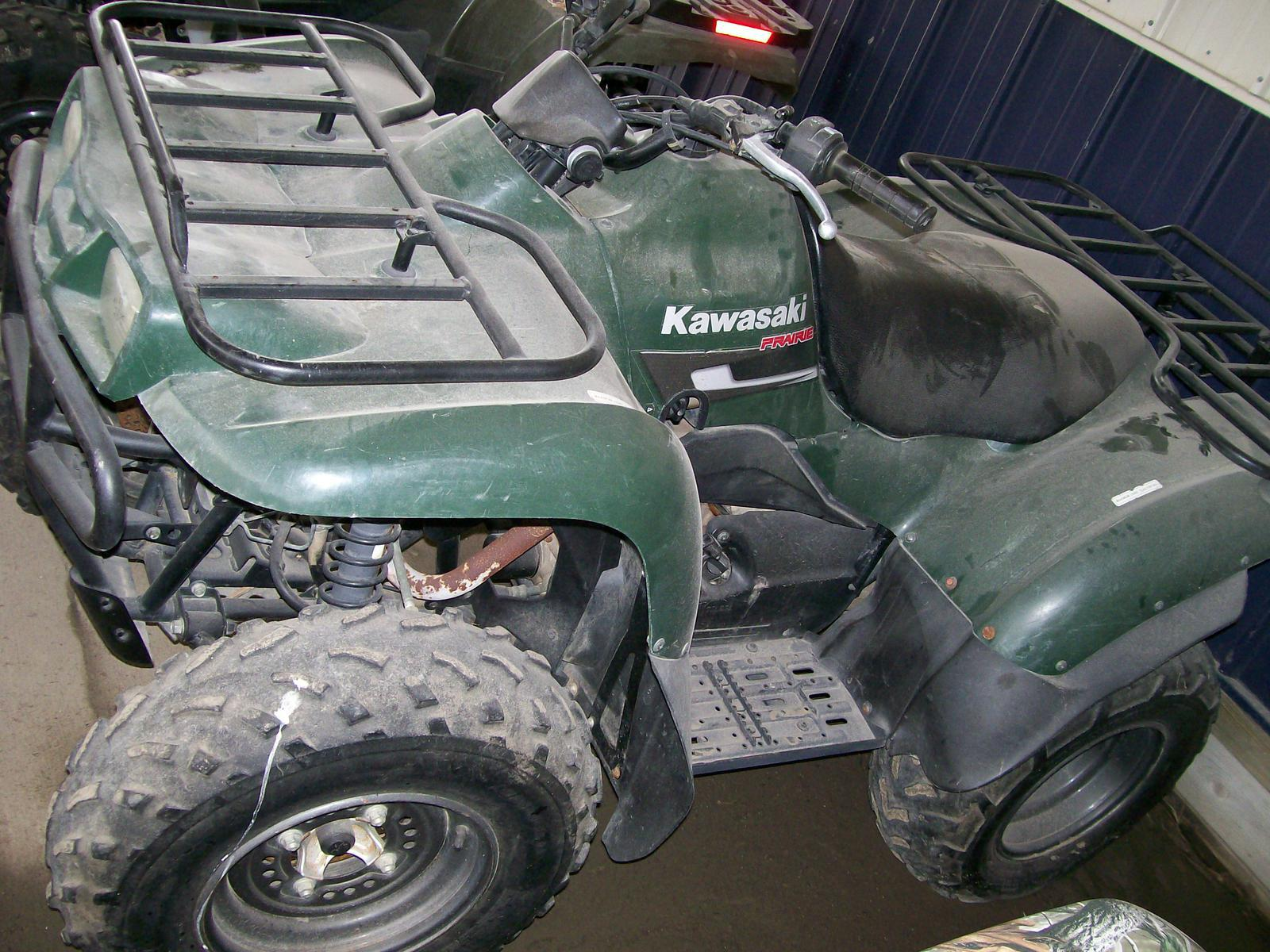 2007 Kawasaki PRAIRIE 360 for sale in Chariton, IA. C & C Custom ...