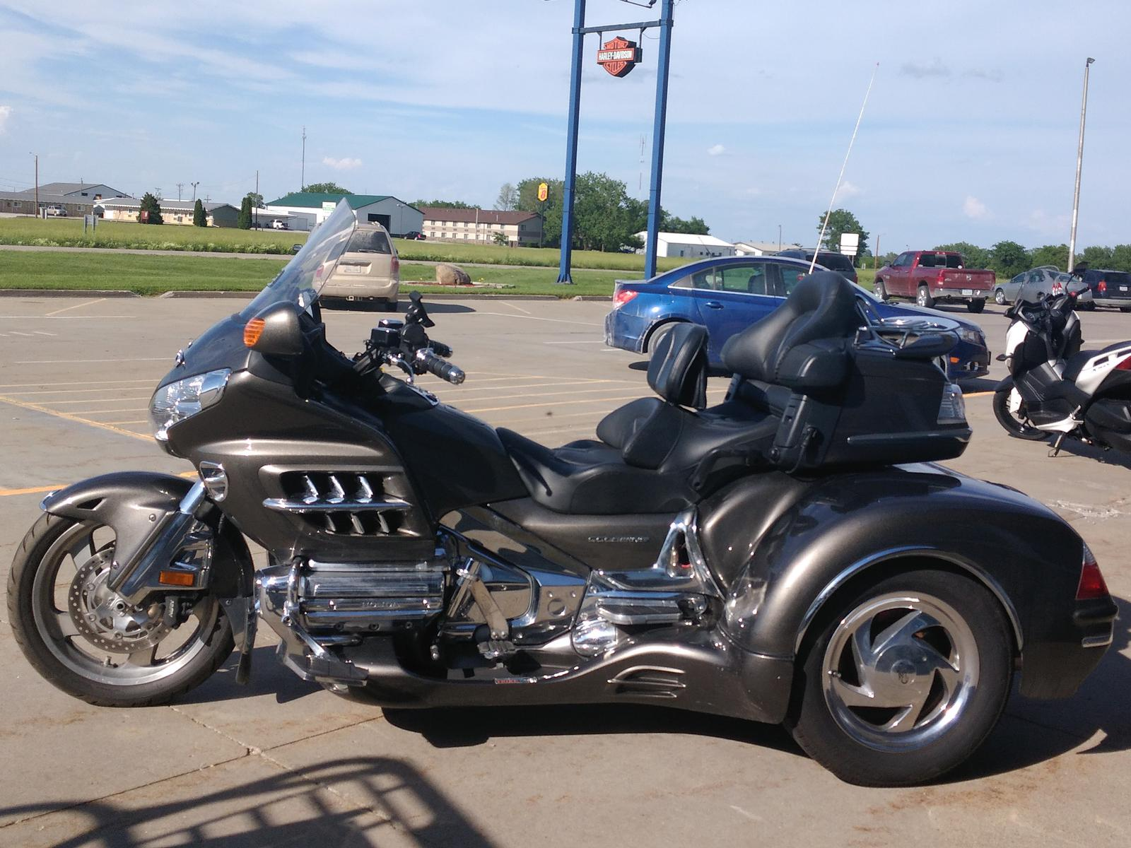 2009 Honda GL1800 Goldwing Trike