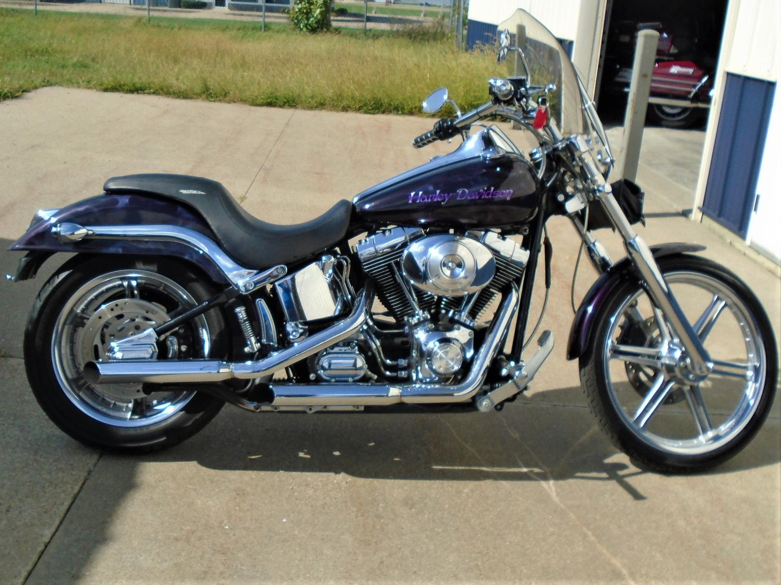 Harley Davidson Deuce >> 2000 Harley Davidson Fxstd Softail Deuce For Sale In Chariton Ia