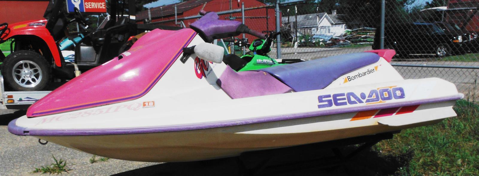 Sea Doo Bombardier >> 1993 Sea Doo Sport Boats Gtx 5861 For Sale In Saint Helen Mi St