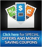Click here for special offers and money saving coupons