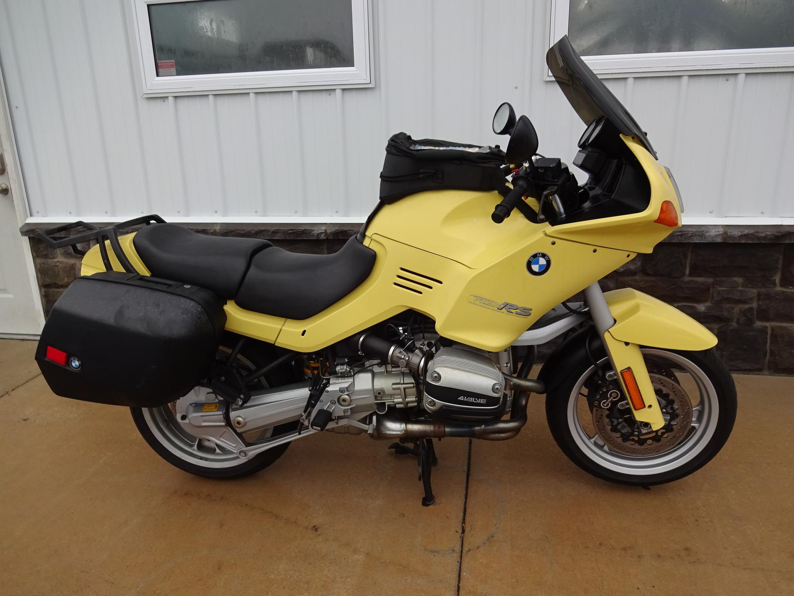 1995 bmw r1100rs for sale in grand rapids, mi   bmw motorcycles of