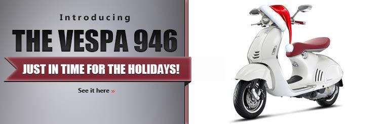 Click here to view the 2013 Vespa 946.