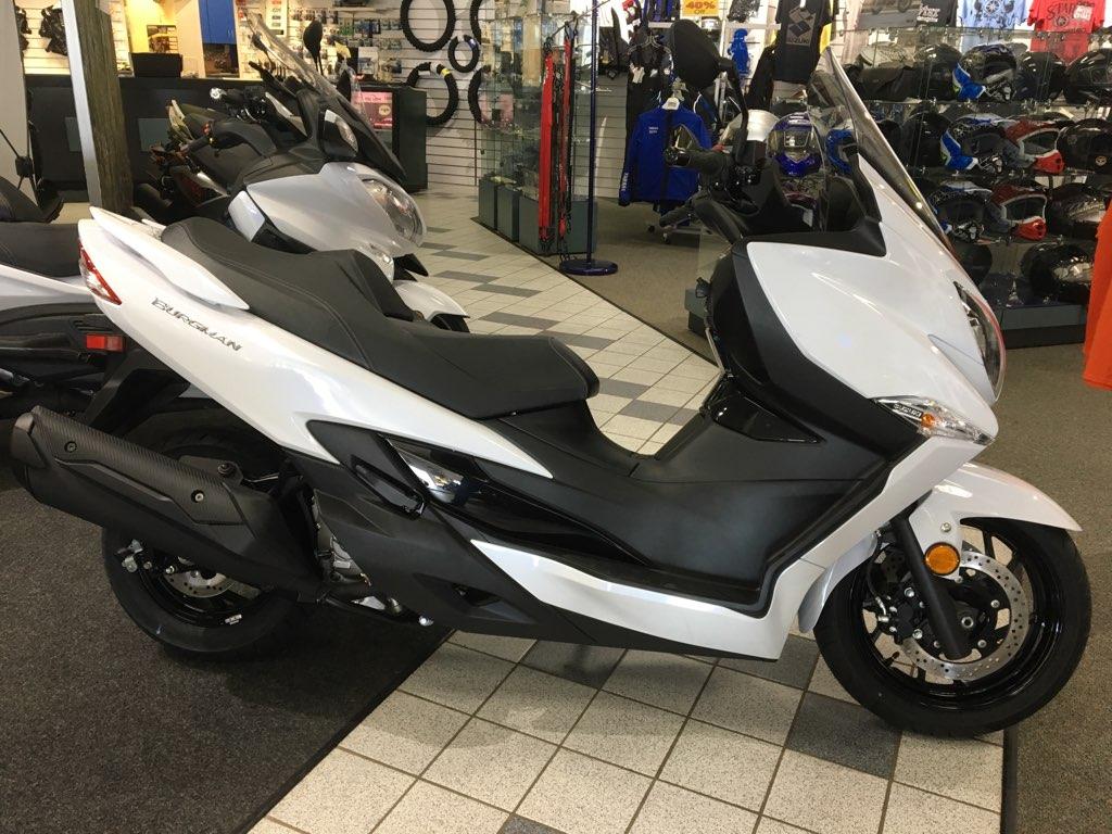 2018 Suzuki BURGMAN 400 ABS for sale in St. Joseph, MN   Bee Line ...