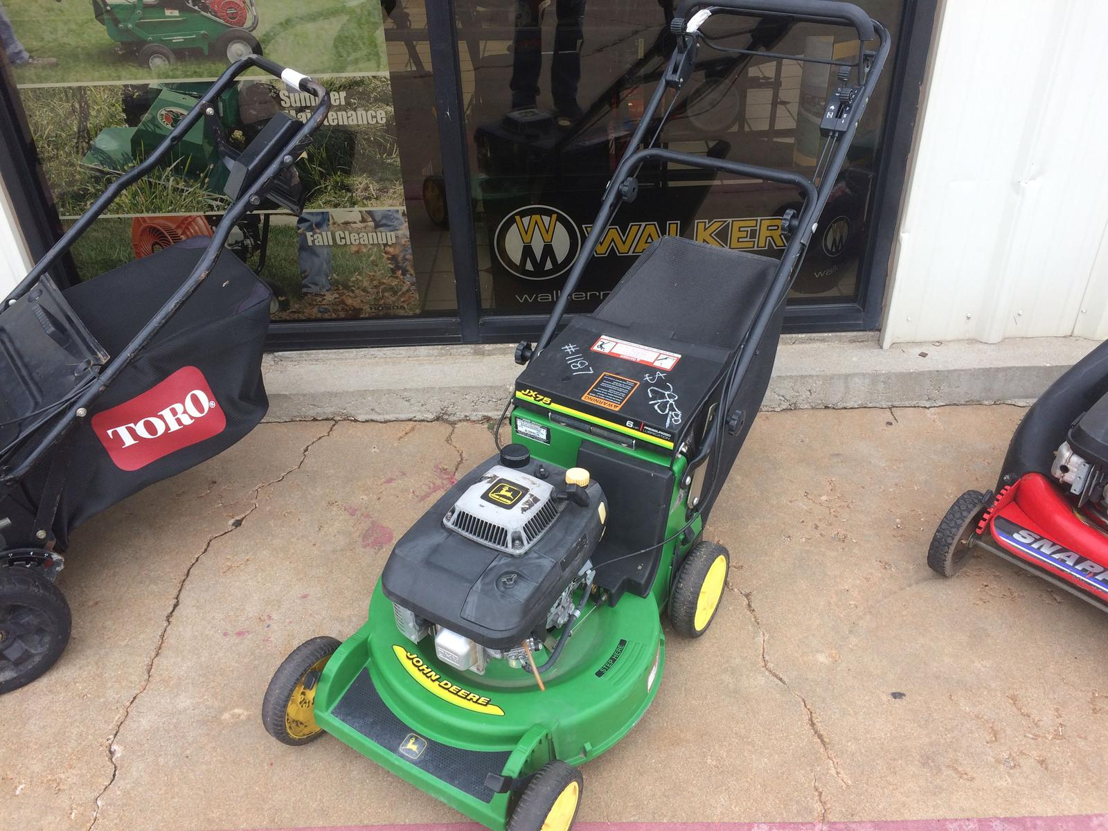 John Deere John Deere Jx75 For Sale In Wichita Ks Jim S Tire