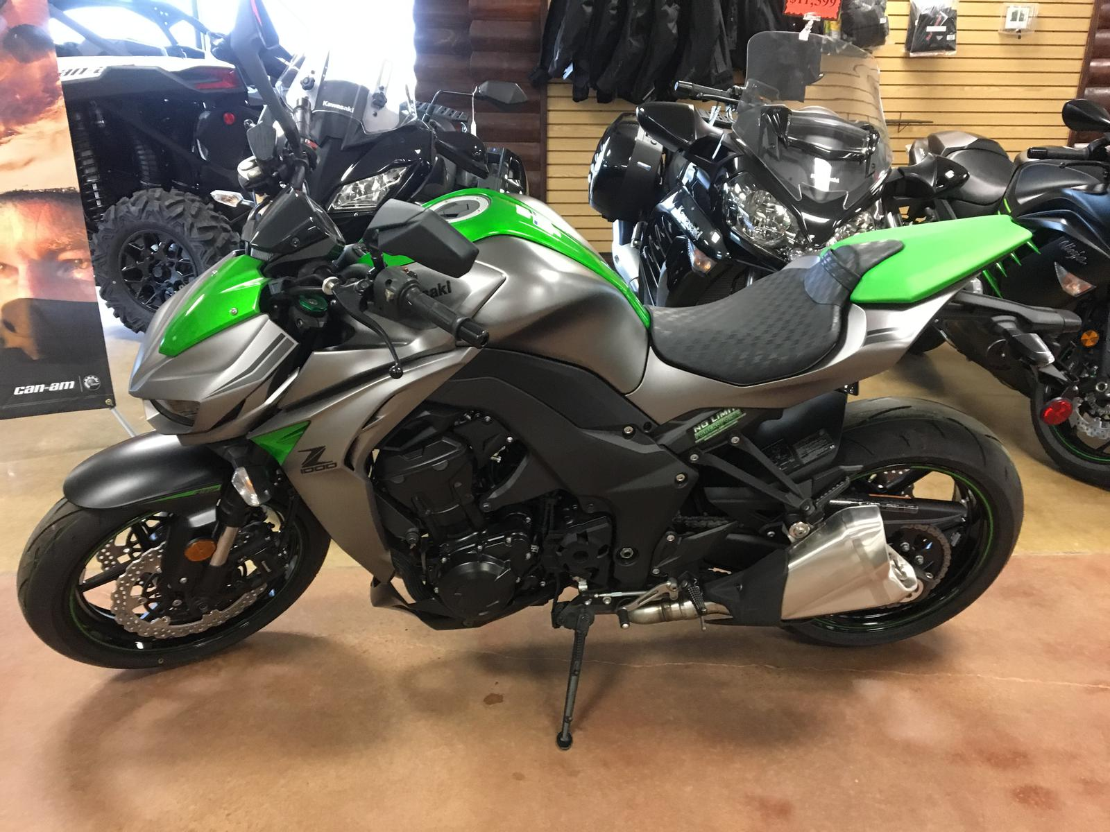 2016 Kawasaki Z1000 ABS For Sale In Bartlesville OK