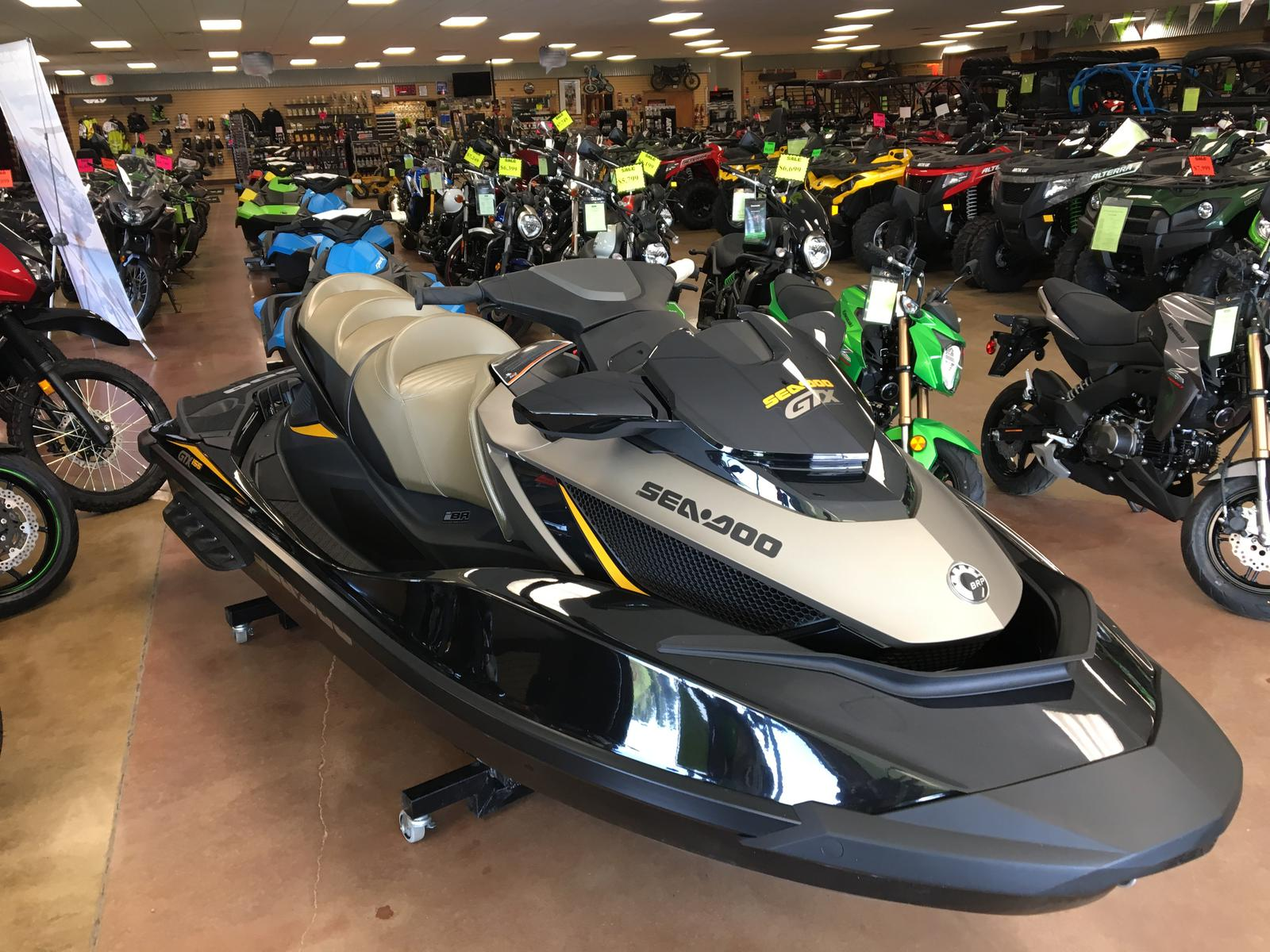 2017 Sea Doo Gtx S 155 For Sale In Bartlesville Ok No Limit Seadoo Fuse Box Img 3209