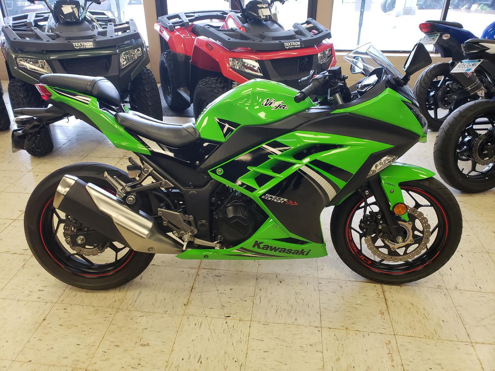 2014 Kawasaki Ninja 300 Abs For Sale In Shakopee Mn Cities Edge