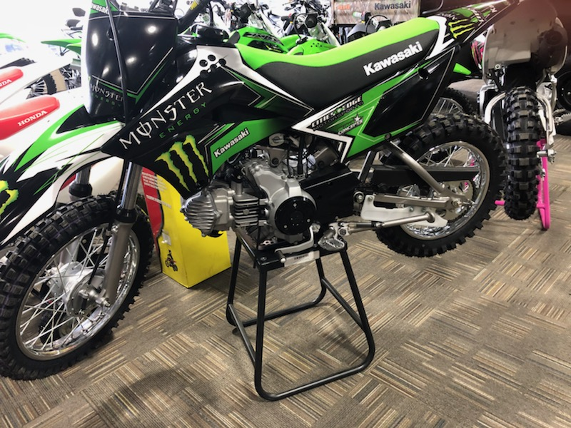 Groovy 2019 Kawasaki Klx 110 Spiritservingveterans Wood Chair Design Ideas Spiritservingveteransorg