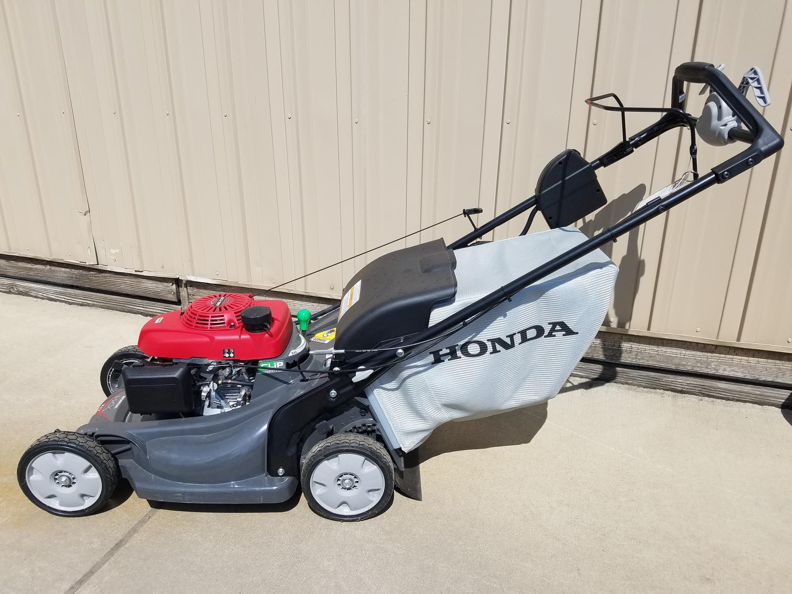 Honda Push Mower (2)