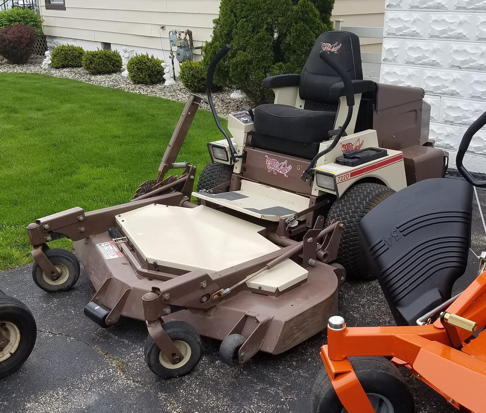GRASSHOPPER 722D2