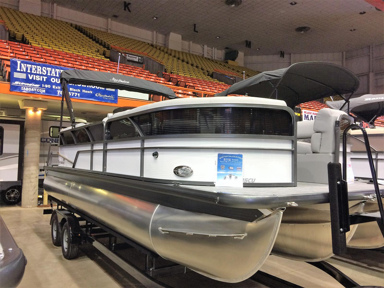 2019 Misty Harbor Biscayne Bay 2285CU TRI-TOON 200HP SUZUKI OUTBOARD