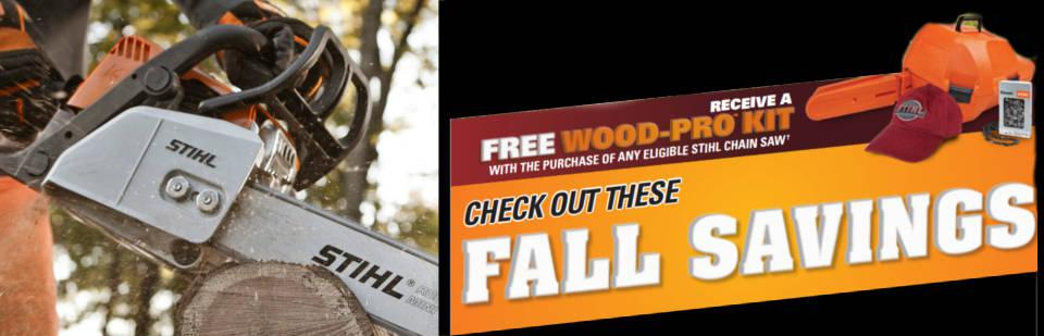 Stihl 2014 Fall Savings Event